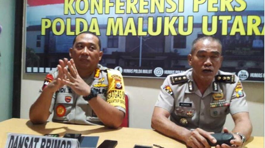 Polda Malut Pastikan Tindak Tegas Empat Oknum Brimob Pelaku Penembakan Warga Sipil
