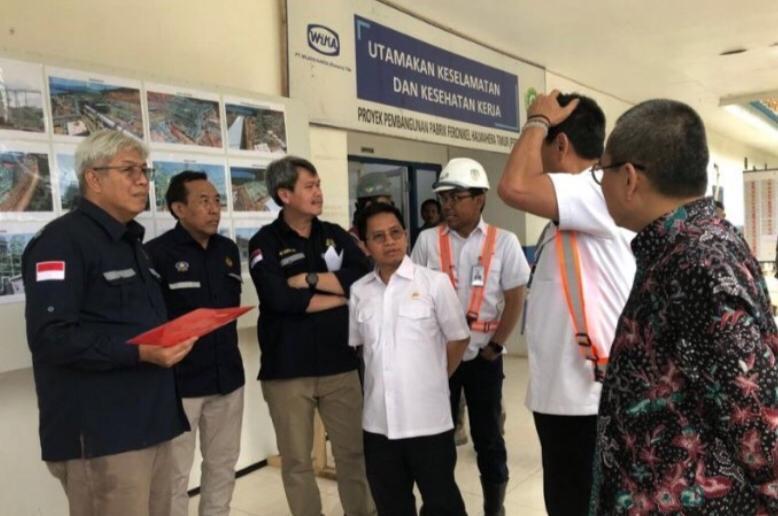 Smelter Antam Diharapkan Perluas Lapangan Kerja Maluku Utara
