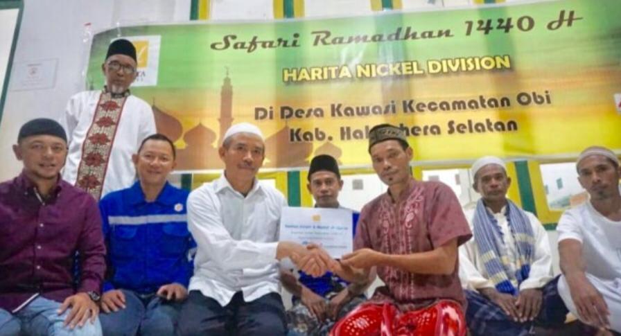 Safari Ramadan, Dekatkan Harita Group dengan Warga