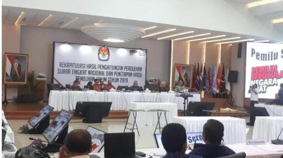 Rekapitulasi KPU: PDIP, Golkar dan NasDem Urutan Teratas di Maluku Utara
