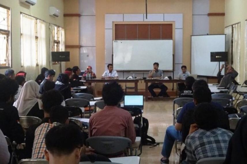 Harita Group Berbagi Motivasi dengan Mahasiswa Pertambangan Unkhair