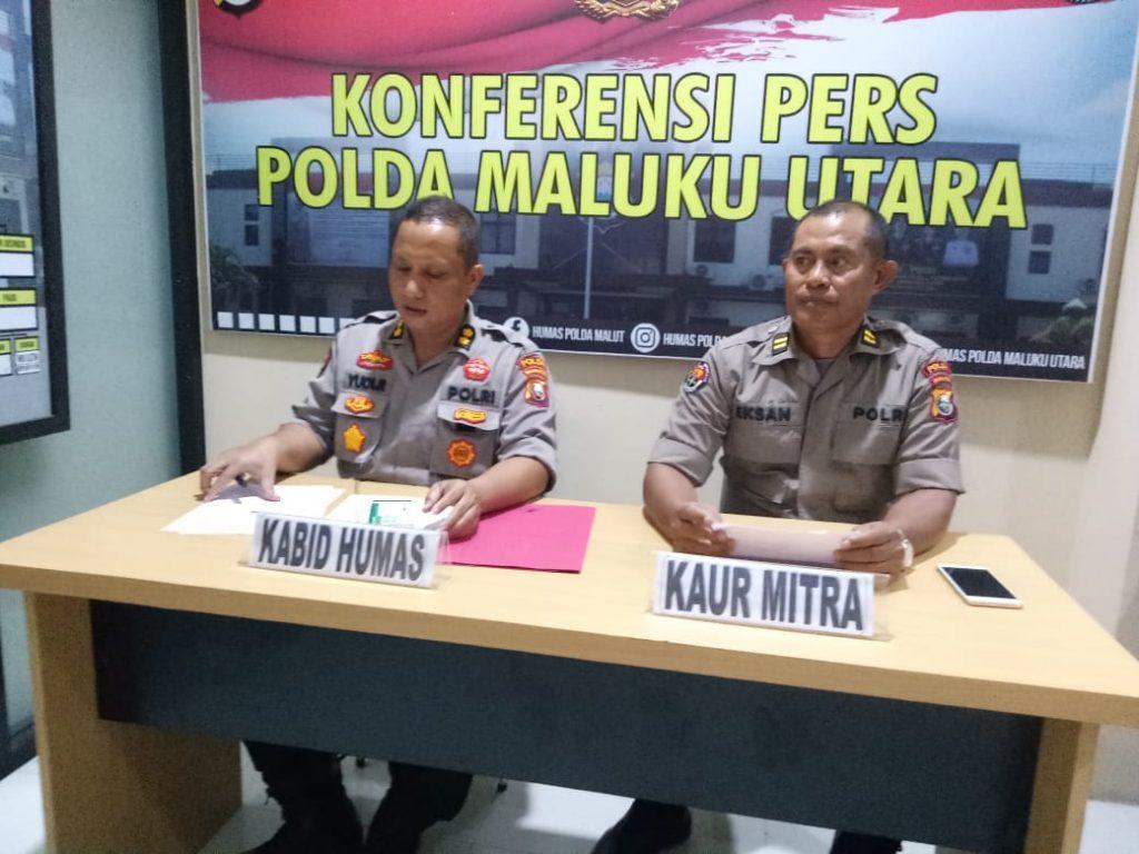 Polda Malut Salurkan 45 Unit Sepeda Motor ke Bhabinkamtibmas Polres Jajaran