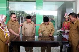 Gubernur Maluku Utara Meresmikan RSU Sofifi dan Minta Layanan Ditingkatkan