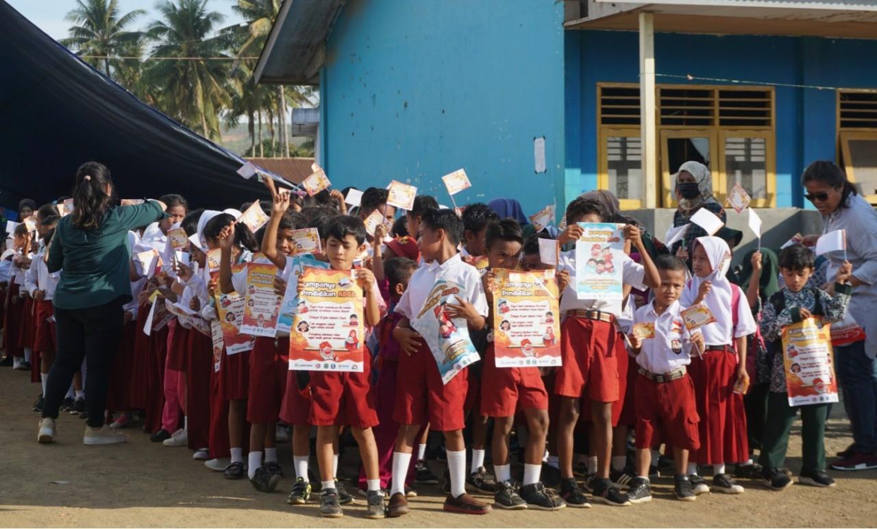 Lewat Kampanye ABCD, Harita Nickel Tingkatkan Literasi