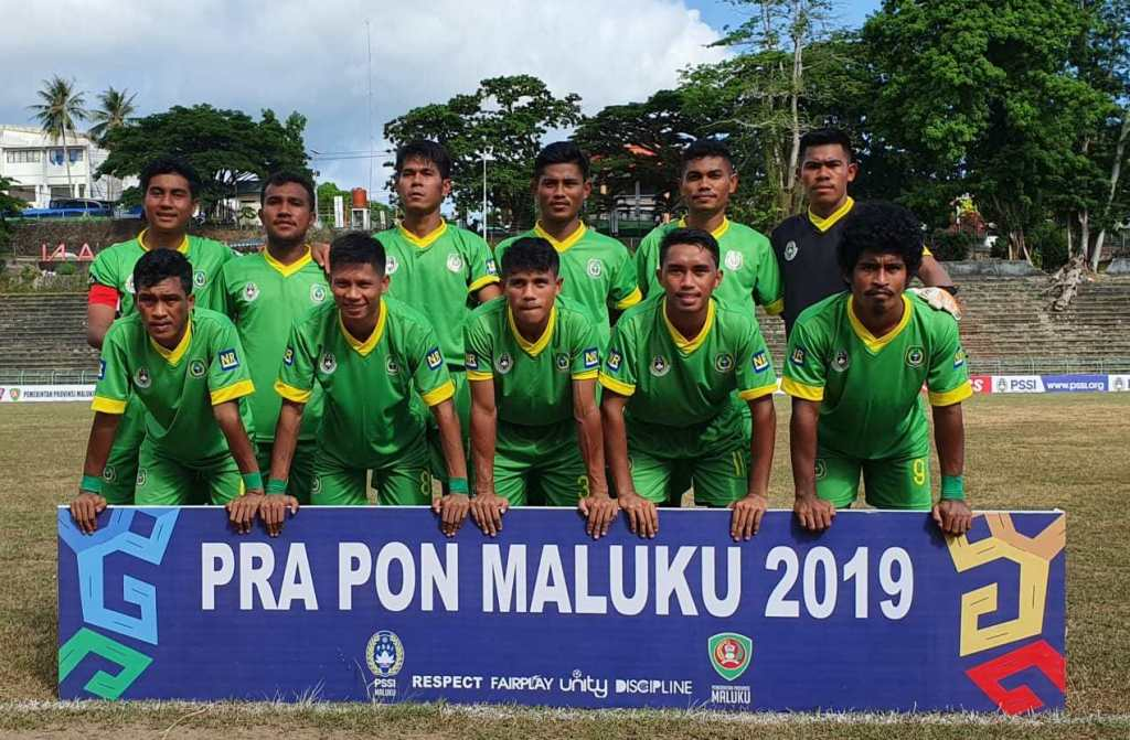 Maluku Utara Jadi Tim Terakhir Lolos ke PON Papua 2020