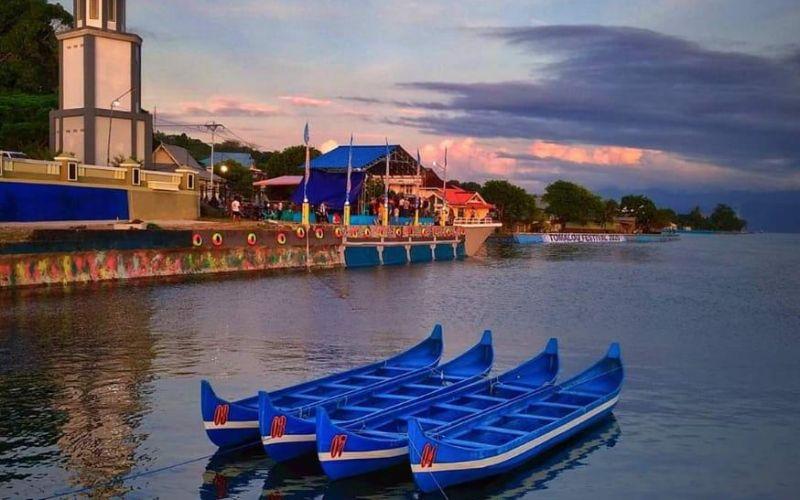 Wisata Maritim Maluku Utara lewat Festival Kampung Nelayan Tomalou