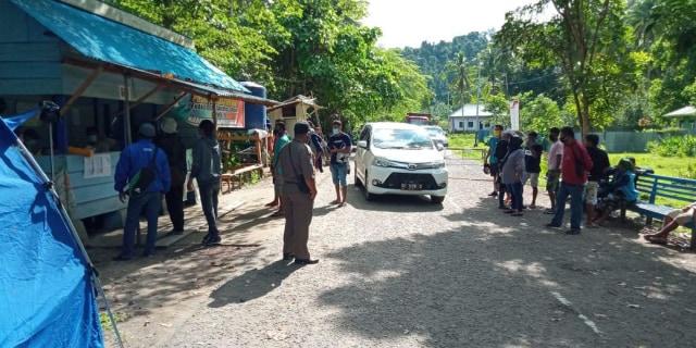 21 ASN Asal Tidore di Weda Dipulangkan Karena tidak ada Keterangan Rapid Test