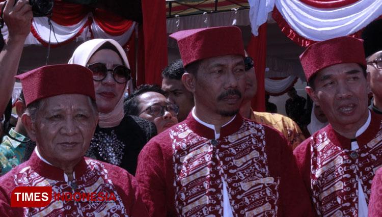 Ketua DPRD Malut Kuntu Daud Dorong Batik Daerah Jadi Seragam ASN di Maluku Utara