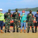 Danrem 152 Babullah Tinjau Langsung Obvitnas Di Pulau Obi