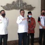 Kunjungi Maluku Utara, Mahfud MD Resmikan Program Kota Tanpa Pungli